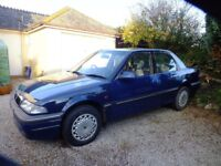 Rover Saloon, Excellent condition, low mileage