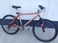 Klein pulse old school mountain bike bicycle- restoration project - pashley brompton Kona hetchins