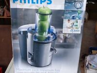 Philips Juicer, 700W, un-used