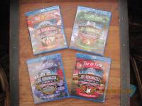 Joe Bonamassa Tour De Force (London) Special Collector Blu Ray Set All 1-4. Unopened Brand New