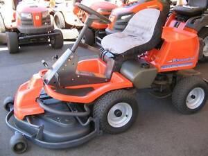 Second Hand Husqvarna Rider 16 ride on mower Richmond Hawkesbury Area Preview
