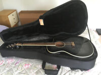 Super lightweight rigid acoustic guitar case - brand new with tags