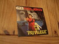 Vinyl - 45rpm Paul Jones Songs From The Film Privilege 1967