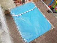 "13.6"" inch Laptop Notebook Soft Sleeve Case to Fit 13"" Macbook - Ocean Blue"