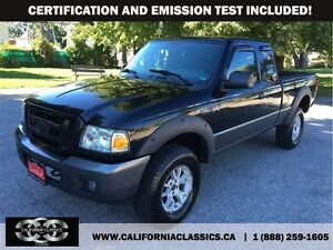 2007 Ford Ranger FX4 OFFROAD - 4X4
