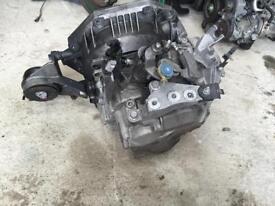 2012 Vauxhall antara 2.2 diesel 6 speed manual gearbox