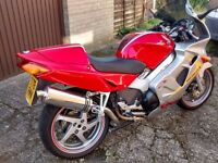 Honda VFR 800 fuel injection 50th anniversary edition