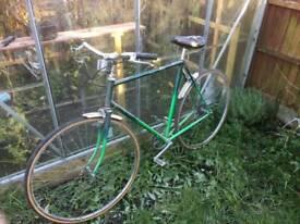Men raleigh bike