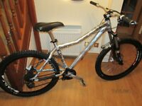 Kona Five-0 Mountain Bike **Upgraded**