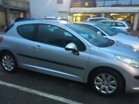 PEUGEOT 207 - 56 PLATE - MOT UNTIL JULY