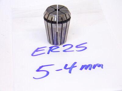 Used Er25 Collet 5-4mm