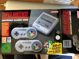 Nintendo Classic Mini: SNES with 40 games (20 original and 20 more)