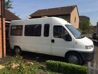 DUCATO CAMPERVAN FOR SALE - URGENT