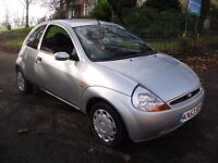 Ford KA 1.3 Style 3dr LONG MOT, F/S/H CHEAP 2 INSURE 2003 (53 reg), Hatchback