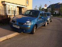 L@@K - Renault Clio 1.2 16V - Spares or Repairs - 2 Owners - full service history - 56,000 miles!
