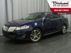 2011 Lincoln MKS AWD *Heated&Cooled seats Leather/Nav*