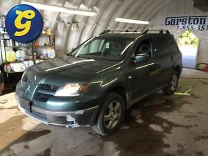 2003 Mitsubishi Outlander XLS AWD*AS IS CONDITION AND APPEARANCE Kitchener / Waterloo Kitchener Area image 1