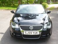 VW EOS 2.0 TSI Individual 2 door for sale
