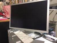 "Apple Cinema Display 27"" - LCD display + Keyboard & Mouse"
