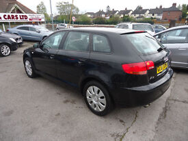 AUDI A3 SE SPECIAL EDITION 1.9 TDI 12 MONTHS MOT TOP CONDITION 3 MONTHS NATIOWIDE WARRANTY