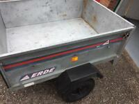 For sale car trailer