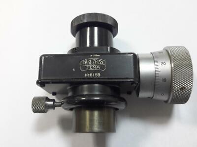 Zeiss Jena Microscope Eyepiece - Micrometer K15x