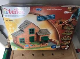 Teifoc toy building set - cost a lot new and hardly used