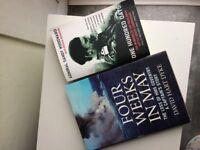 Falklands Naval history books