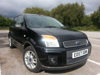 Ford Fusion Zetec Climate 1.4 Petrol (2007) Just 45,936 Miles