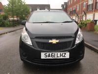 Chevrolet Spark 1.0+ Manual, 45k Genuine Mileage,12 Mths MOT, £30 Tax, HPI Clear. Drives Excellently