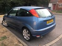 2003 Ford Focus 1.8 petrol MP310 months mot new timing belt and service