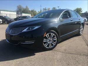 2013 Lincoln MKZ LEATHER HEATED FRONT SEATS