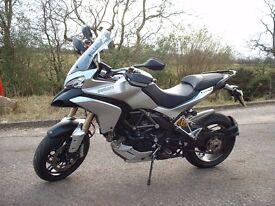 Ducati Multistrada 1200 ABS 2013