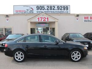 2009 Audi A4 Quattro, Leather, Sunroof, WE APPROVE ALL CREDIT