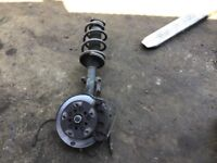 Ford transit mk7 drivers side strut/hub