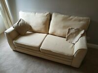 Sofa Bed Settee - 3 seater couch to double bed