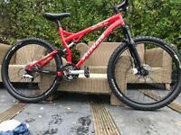 SPECIALIZED STUMPJUMPER X C fsr mountain bike