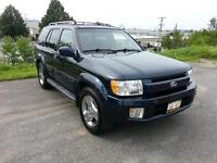 2003 Infiniti QX4 Fully Loaded SUV, Crossover.MINT CONDITION!!!