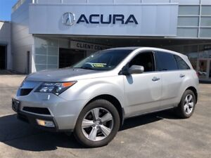 2011 Acura MDX BASE | 1OWNER | NOACCIDENTS | HITCH | TINT | 300H