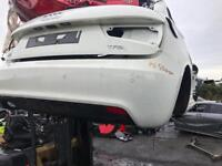 2012 AUDI A1 REAR BUMPER IN FOR BREAKING SPARES PARTS CHELMSFORD ESSEX LONDON