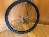 B'Twin Front Bike Wheel 28""