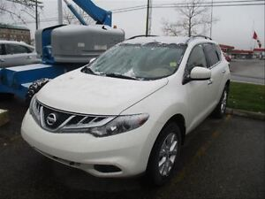 2013 Nissan Murano SV  AWD  Heated Seats  LOW KM