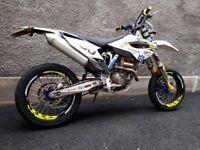 2015 road reg motocrosser