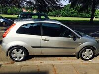 Ford Fiesta Zetec 2006 Recent MOT with touch screen Sony sound system PRICE REDUCED!!!!
