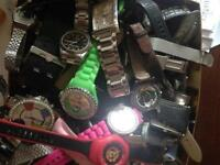 Broken watches