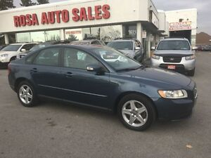 2008 Volvo S40 2.4L  FWD PD PM PL NO ACCIDENTS LOCAL ON SAFETY E