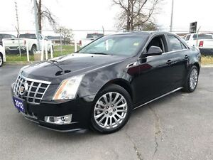 2012 Cadillac CTS **AWD**LEATHER**PANORAMIC SUNROOF**BACK UP CAM