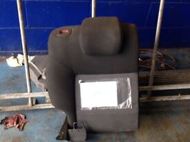 2008 Ford Mondeo MK4 REAR 3 SEATS SEAT COMPLETE SET AS SHOWN IN PICTURES