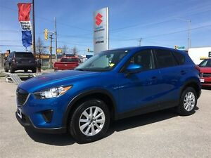 2013 Mazda CX-5 GX ~Fuel-Efficient ~Superior Driving Dynamics