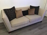 Sofology 3 seater and large cuddle chair